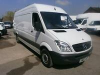 Mercedes-Benz Sprinter 313 Cdi LWB High Roof 3.5T Van DIESEL MANUAL WHITE (2012)