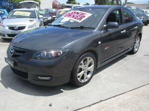 2006 Mazda 3 BK MY06 Upgrade SP23 5 Speed Automatic Sedan Granville Parramatta Area Preview