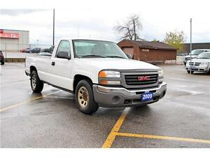 2006 GMC Sierra 1500 SL*Certified*E-Tested*2 Year W