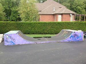 Skatelite Ramp Surface for Skateboarding