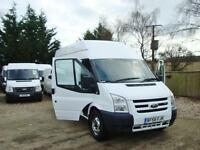 2008 FORD TRANSIT 2.4 TDCi 350 LWB High Roof Duratorq NO VAT