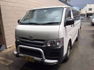 2008 Toyota Hiace Van (Petrol) Stanmore Marrickville Area Preview