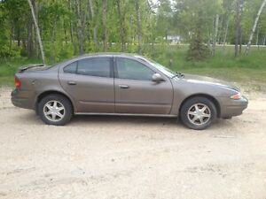 2002 Oldsmobile Alero PARTS ONLY