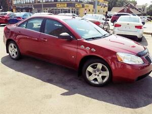 2008 PONTIAC G6 ONE OWNER+NO ACCIDENT+CLEAN+LOW MILEAGE