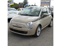 2012 FIAT 500 POP A/C,BLUETOOTH,CRUISE CONTROL, TRES ECONOMIQUE