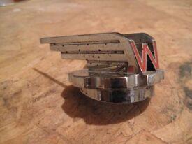 Classic Car - Wolseley Radiator Mascot