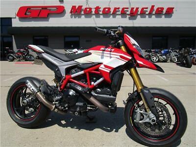 2017 Ducati Hypermotard 939 SP  2017 Ducati Hypermotard 939 SP