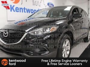 2015 Mazda CX-9 AWD Touring, heated power leather seats, sunroof