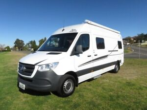 2019 Jayco Mercedes MS22-2 Motorhome – AS NEW – ONLY 735KMS Glendenning Blacktown Area Preview