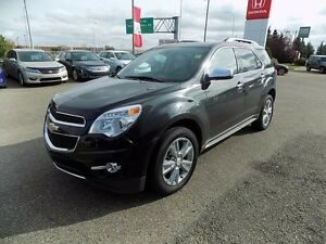 2015 Chevrolet Equinox LTZ All-wheel Drive