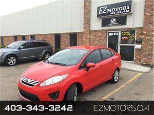 2012 Ford Fiesta SALE!=LOW KMS=FACTORY WARRANTY!
