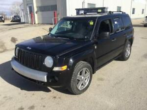 2007 Jeep Patriot Limited Leather! Heated Seats! Clean Title!