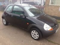 FORD KA 2002 1.3 LONG MOT STARTS AND DRIVES GREAT NICE CLEAN CAR BARGAIN £395