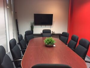 Furnished Office Space, Meeting Rooms, Virtual Offices Downtown