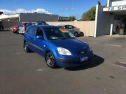 2007 Kia Rio JB LX Blue 4 Speed Automatic Hatchback Bunbury Bunbury Area Preview