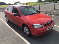 Vauxhall Astra 1.6 comfort automatic 12 months mot cheap automatic car