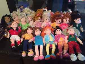 Ty Beanie Boppers Collection in pieces -  stuffed animal dolls Kitchener / Waterloo Kitchener Area image 2