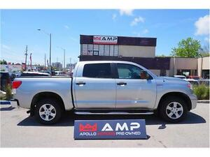 2011 Toyota Tundra SR5 4X4 5.7L CREW CAB SHORT BOX ALLOYS TROY