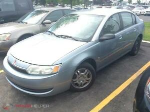 2003 Saturn ION  127000 KM ! 995 $