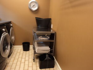 Magazine bucket/garbage can/clothes basket London Ontario image 2