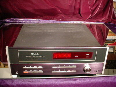 McIntosh MR-7082 MR7082 Digital AM/FM Stereo Tuner