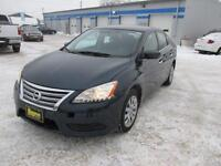 2013 NISSAN SENTRA S, 80KM HAS SAFETY AND WARRANTY,$10,950