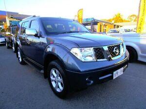 2007 Nissan Pathfinder R51 MY07 ST-L (4x4) Grey 5 Speed Automatic Wagon Pooraka Salisbury Area Preview