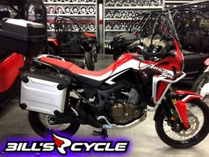 2017 HONDA CRF 1000 LARH   Africa Twin.. Options shown not in Re