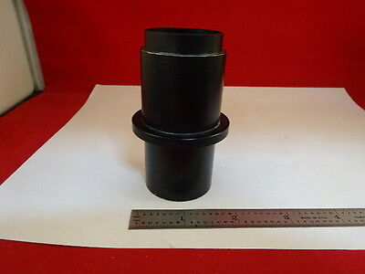 Microscope Part Leitz Germany Camera Adapter Optics As Is Ac-a-02