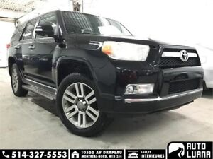 2010 Toyota 4Runner 7 PASS/CUIRE/TOIT/MARCHE PIED/CAM/IMPECCABLE