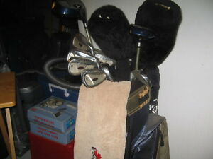 Full Complete Right Handed Set of Rams Mens Clubs