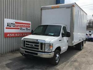 2010 FORD ECONOLINE E-450 COMMERCIAL CUTAWAY