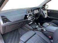 2018 BMW X3 Xdrive20D Xline 5Dr Step Auto Estate Diesel Automatic