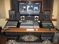 Recording Studio in Coldstream.