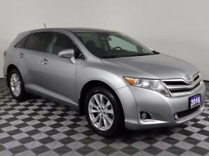 2016 Toyota Venza w/BACKUP CAMERA, BLUETOOTH, POWER SEAT, WINTER
