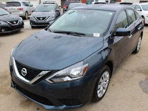 2018 Nissan Sentra SV: RearView Monitor, Heated Front Seats, Sir