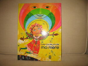 Children's Books:  Les Couleurs de Ma Mere (New) (D)