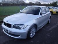 BMW 1 SERIES 116I ES - FSH Silver Manual Petrol, 2007