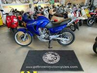 Honda XL 650V One owner covering just 17000 miles