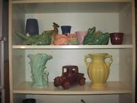 Potteries McCoy a vendre $45.00 a $85.00