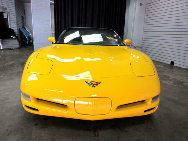 2000 Yellow Chevrolet Corvette Convertible  | C5 Corvette Photo 7