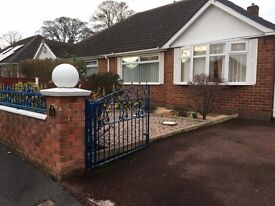 Two bedroom bungalow to rent in Little Sutton