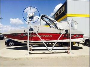 2016 ShoreMaster Vertical Boat Lift 6010