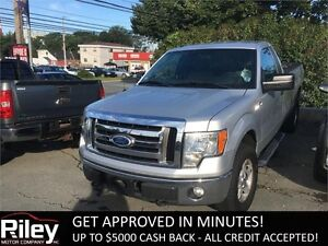 2011 Ford F-150 XLT STARTING AT $166.51 BI-WEEKLY