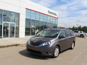 2014 Toyota Sienna XLE, 7 Passenger, All wheel drive