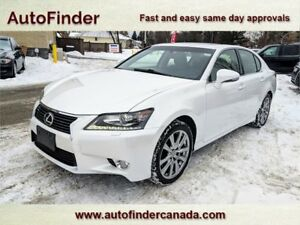2015 Lexus GS350 AWD - BLOW OUT PRICE