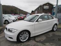 2009 59 BMW 1 SERIES 2.0 118D M SPORT 2D 141 BHP DIESEL