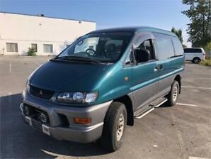 1998 Mitsubishi Delica
