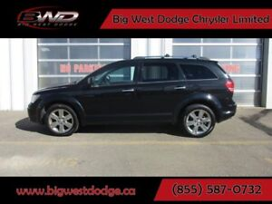 2010 Dodge Journey R/T AWD 7 Passenger Sunroof Leather