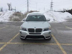 BMW X3 2013 X-DRIVE -4CLY... 2.0 TURBO